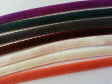 Red Cream Purple Green Boning Tape Bone Casing Corsets Costume Bustles Crinoline