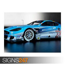 Coche De Carrera GT Tour (0811) cartel de auto-foto arte cartel impresión A0 A1 A2 A3 A4