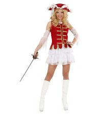 Costume Carnevale Donna  Moschettiere PS 22845 Moschettiera