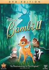 Bambi II: Disney Children's Movie (DVD, 2011, Special Edition) Fast Shipper