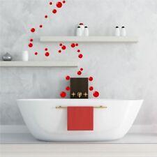 27 baño burbujas Adhesivos de pared Azulejo privado vinilo mural Gráfico