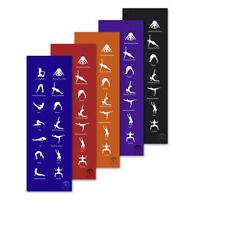 TRENDY YogaMat HOME 180x60 Tragegurt Yogamatte Gymnastik Sportmatte Farbauswahl
