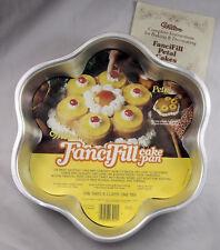 FanciFill Petal Flower Cake Pan from Wilton 4165