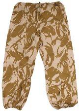 Pantalon Gore-Tex imperméable DPM desert réglementaire Armée Anglaise taille 46