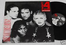 TWENTY SEVEN4:LP-ARE YOU..A CAPPELLA EX CONDITION