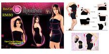 Seamless Firm Tummy Control Full Slip Dress Body Shaper Shapewear Lipodress