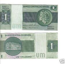 Bresil BRAZIL Billet 1 CRUZEIRO ND (1976)  NEUF UNC