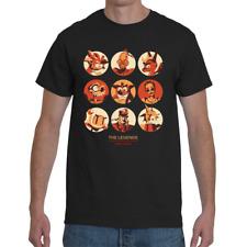 T-shirt Video Game Legends