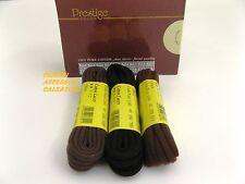Lacci Stringhe Per Scarpe in cotone ROTONDI Cm.180 per 10-12 fori