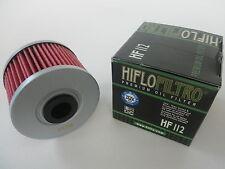 HIFLO FILTRO OLIO HF112 PER  Gas Gas  450 Wild HP (ATV) (2004-)