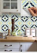 Tile Vinyl Stickers Decorative Kitchen Bathroom: F002