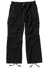 Rothco 2986 Black Vintage Paratrooper Fatigue Pants