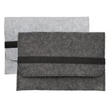 eFabrik Filz Sleeve Hülle Schutz Tasche für Apple iPad Air 2 (9,7 Zoll)