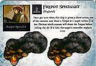 Pirates Frozen North 051 Firepot Specialist England