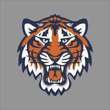 Detroit Tigers #8 MLB Team Logo Vinyl Decal Sticker Car Window Wall Cornhole