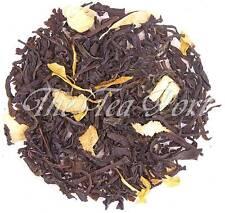 Ginger Peach Loose Leaf Flavored Black Tea - 1/2 lb