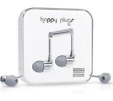 BNWT feliz Enchufes De Lujo In-Ear auriculares con micrófono y control remoto RRP £ 29.99