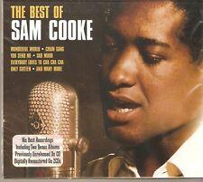 THE BEST OF SAM COOKE 2 CD BOX SET