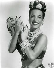 Carmen Miranda #94 SEXY glamour 8x10 star pin-up photo Price Reduced