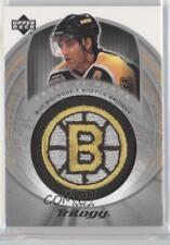 2003-04 Upper Deck Trilogy #136 Ray Bourque Boston Bruins Hockey Card