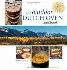 Outdoor Dutch Oven Cookbook-Sheila Mills
