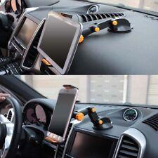 360° Adjustable Car Mobile Phone Tablet Navigation Pad Holder Dashboard US Ship
