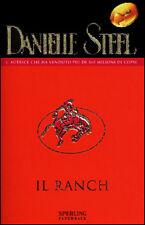 Il ranch-Danielle Steel Sperling NUOVO 30%