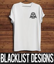 Darth Vader Star Wars Camiseta | Custom | Blanco | | Hipster Unisex | Nueva tribal