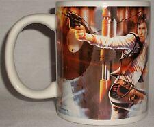 Star Wars Coffee Mug Luke Skywalker 2011 LucasFilms Galerie