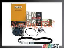 Fit 96-2000 Honda Civic 1.6L SOHC Timing Belt Kit + Water Pump D16Y5 D16Y7 D16Y8