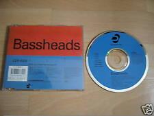 BASSHEADS Who Can Make Me Feel OOP EURO CD single