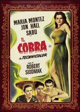 Il Cobra (1944) DVD  di Robert Siodmak