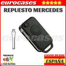 MERCEDES MANDO W124 W168 W202 W208 W210 A C E S Llave Remote Key Carcasa FUNDA
