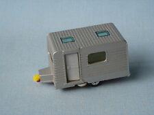 Bulgarian Matchbox Tourer Caravan RV Silver Body Unboxed Toy Model