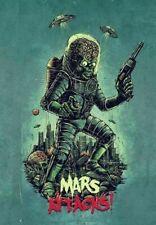 249373 Mars Attack Version d Movie Art WALL PRINT POSTER US