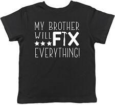 Mio FRATELLO sistemerà tutto per bambini Short Sleeve Tee T-shirt