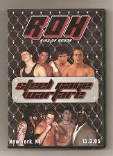 ROH Steel Cage Warfare Ring of Honor Fight ECW Chikara PWG WWE TNA Evolve CZW