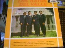 STILL SEALED TEX MEX LATIN LP~LOS RAYOS~DEL VALLE~RANCHERA &