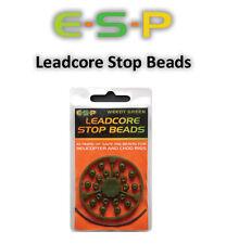 BRAND NEW ESP LEADCORE STOP BEADS COARSE CARP FISHING
