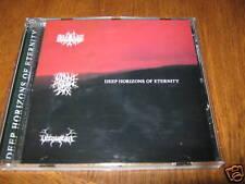 "LASCOWIEC / MARBLEBOG / VERZIVATAR "" Deep.."" Split CD"