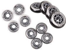 ROLLEN Wheels Inlineskates Inliner 4 Stück für Rollschuhe 64/70/72/76/80/84/90
