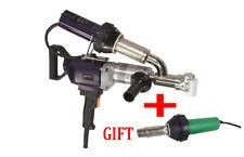 Weldy Plastic Extrusion  Extruder Welding Gun Booster for Welder Machine 220V