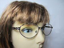 Gunmetal Tortoise reading Clear Glasses  + Free Micro Fiber Pouch $5.00 R833D