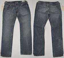 Da Donna DIESEL Lowky Jeans Bnwt Grigio Lavare 008F GAMBA DRITTA SLIM FIT RRP £ 150 NUOVO