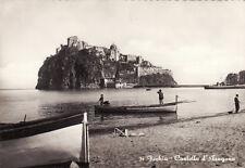 ISCHIA: CASTELLO D'ARAGONA- pescatori