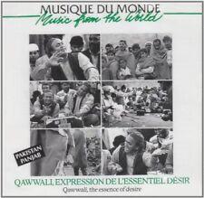 NEW Qawwali, Expression De L'Essentiel Désir / Qawwali, The Essence Of Desire