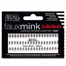Ardell Lashes Faux Mink Individuals Eyelashes Black - SHORT, MEDIUM or LONG!