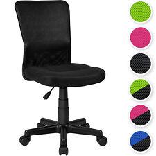 Chaise fauteuil de bureau de maille pivotant siège confortable office