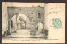 GIF (91) LA MAISON-BASSE . VIEUX PORTAIL avant 1904