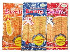 Bento Squid 3 Pack x 6gram Thai Chili Roast Sweet-spicy Flavor Seafood Snack